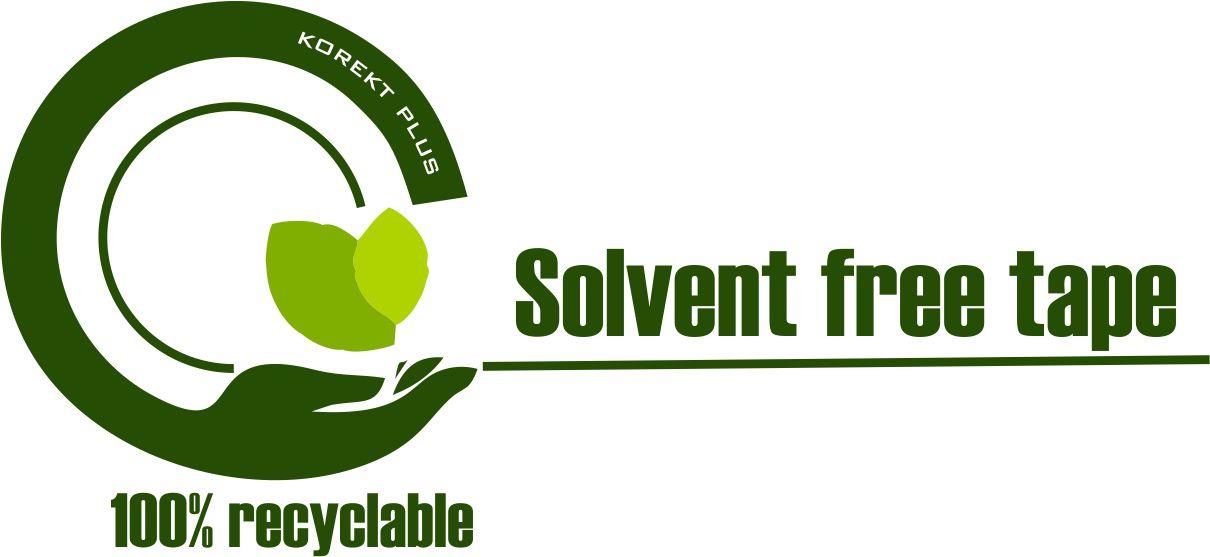 Výroba ekologických lepiacich pások bez škodlivých prímesí s ohľadom na životné prostredie s výsledkom kvalitného balenia.